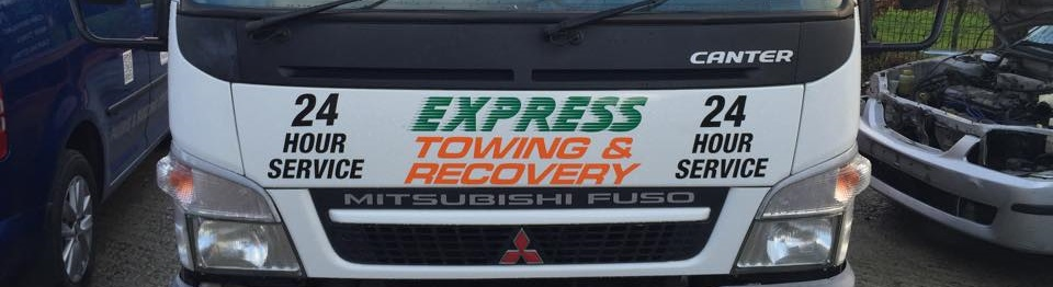 24/7 towing and tow truck service Newbridge