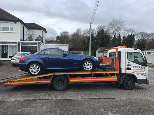 Car Towing Killester And Breakdown Recovery Services